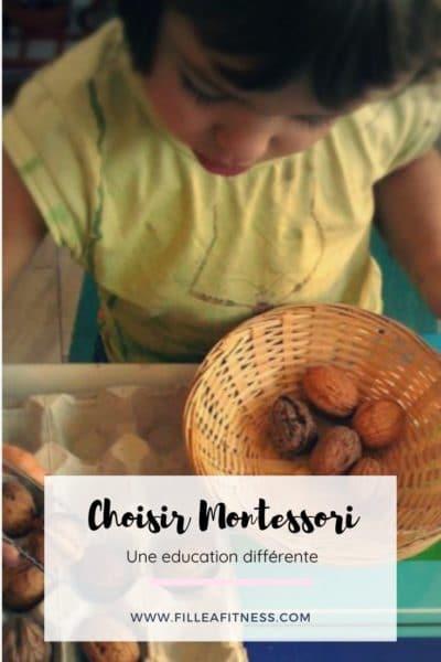 Pourquoi j'ai choisi l'éducation Montessori pour ma fille. Mon avis et mes conseils en tant que maman et éducatrice.