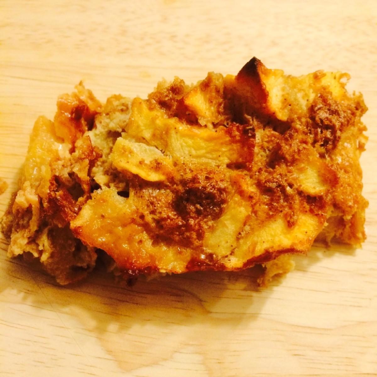gateau-pommes-proteines-regime