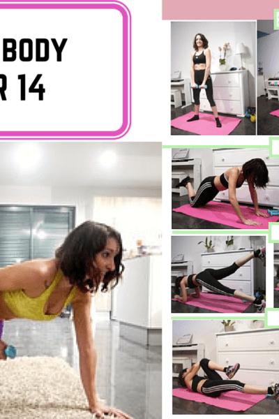 programme fitness blogobody