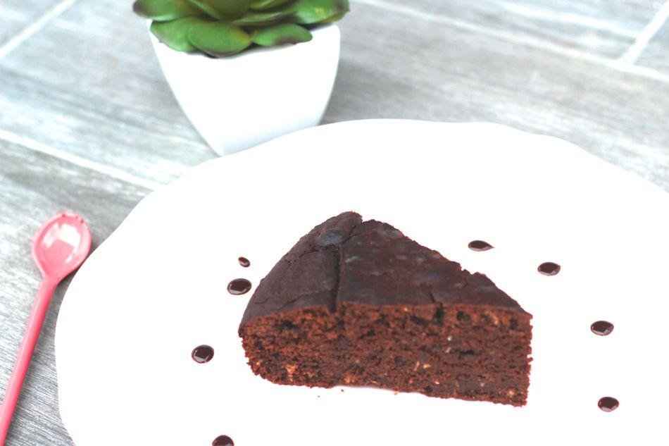 gateau chocolat healthy