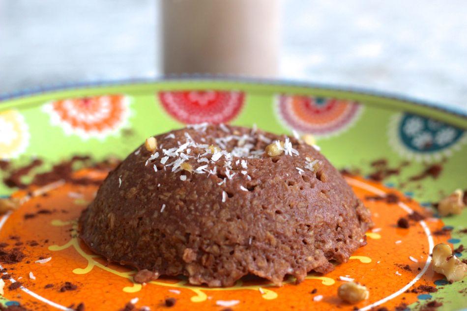 bowl cake chocolat recette