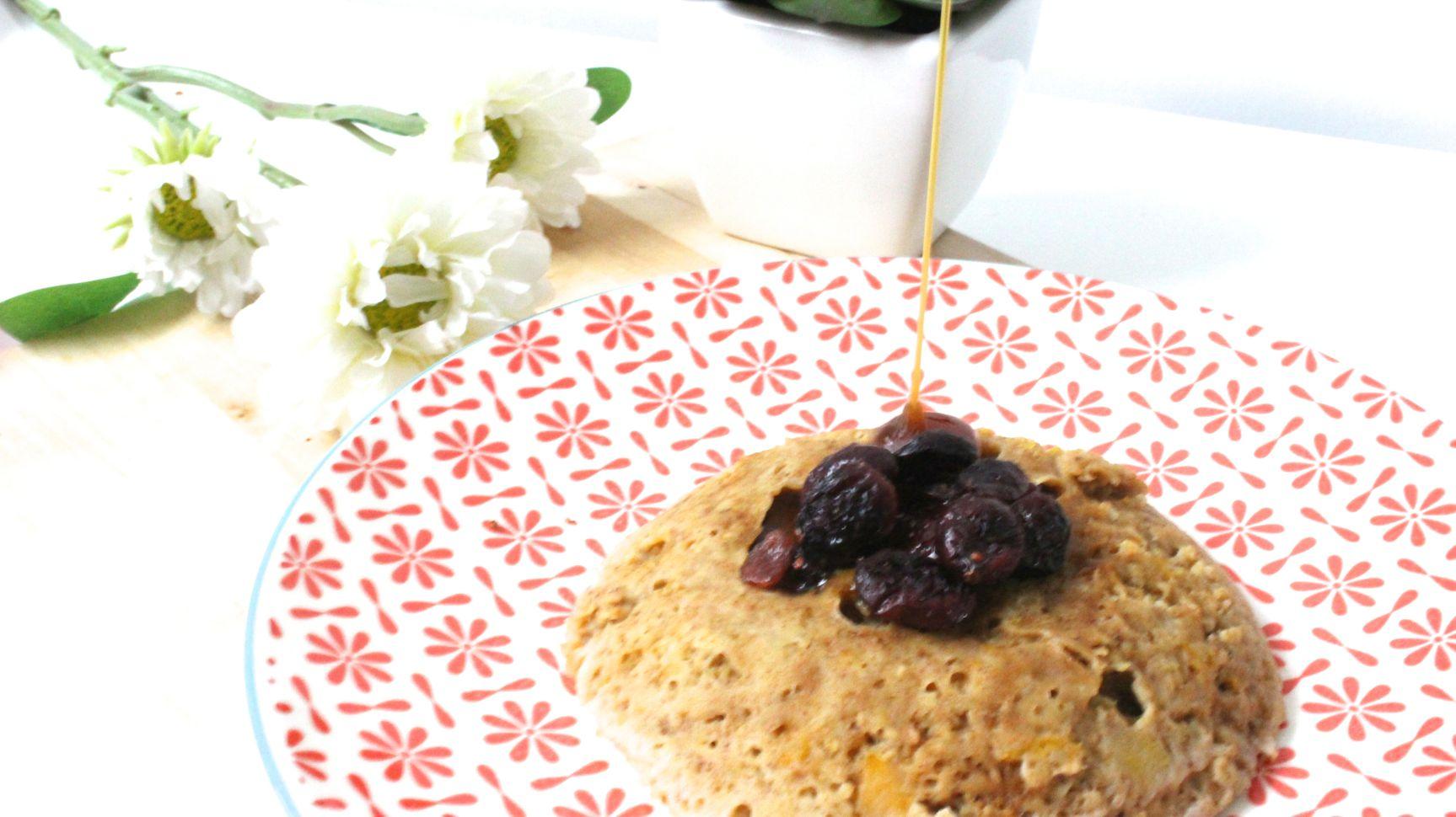 recette bowlcake au potiron