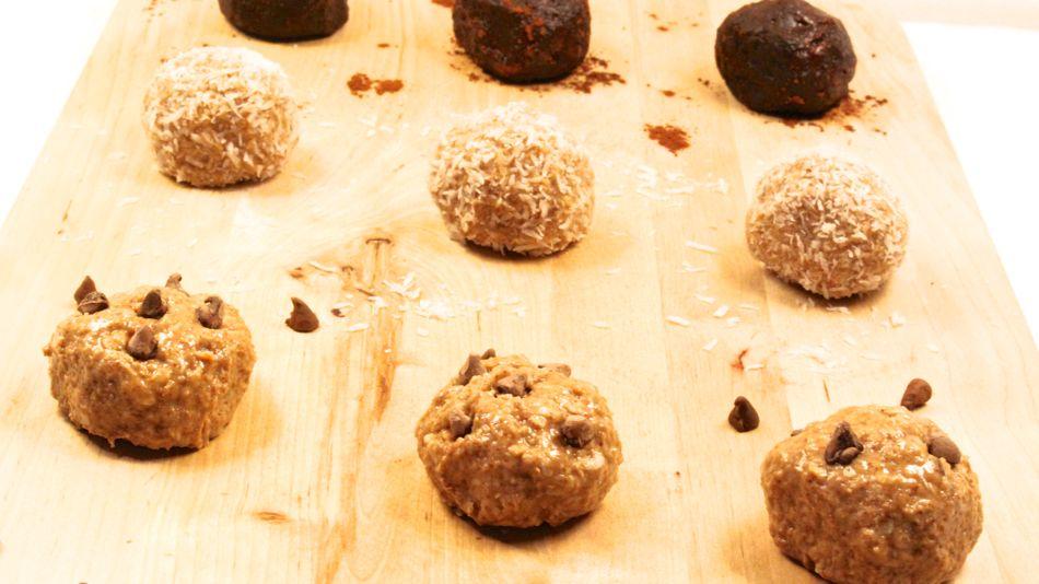 rochers beurre de cacahuètes