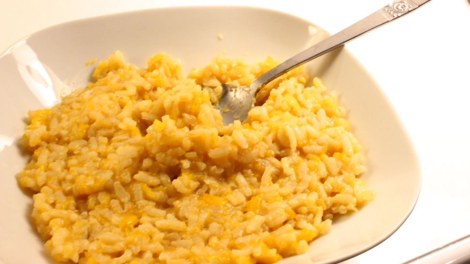 recette risotto patate douce