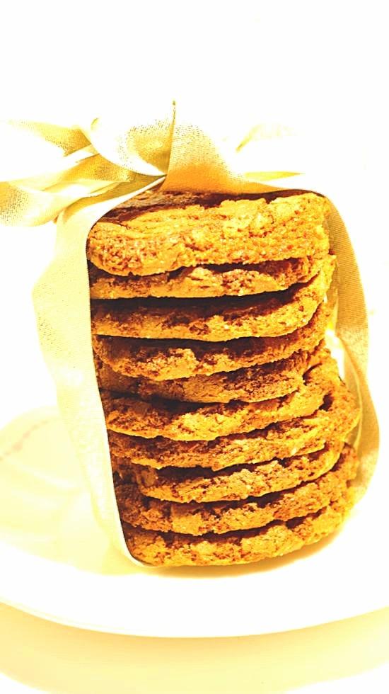 recette cookies vegan healthy