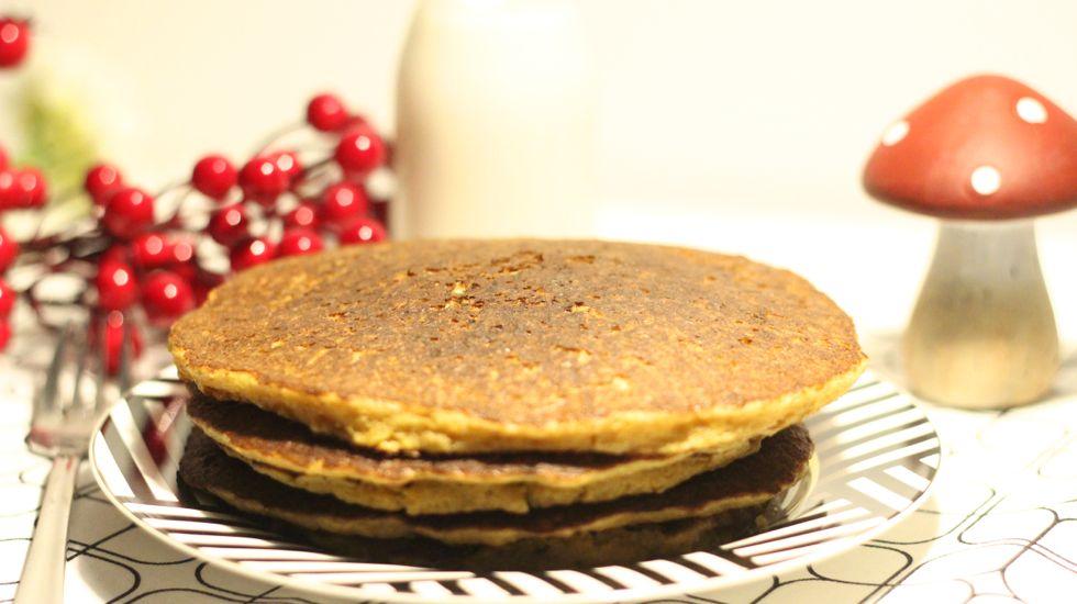 recette pancakes au quinoa healthy