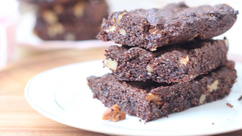 recette brownie au chocolat healthy