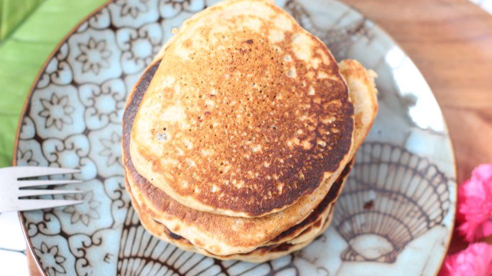 photo culinaire pancakes