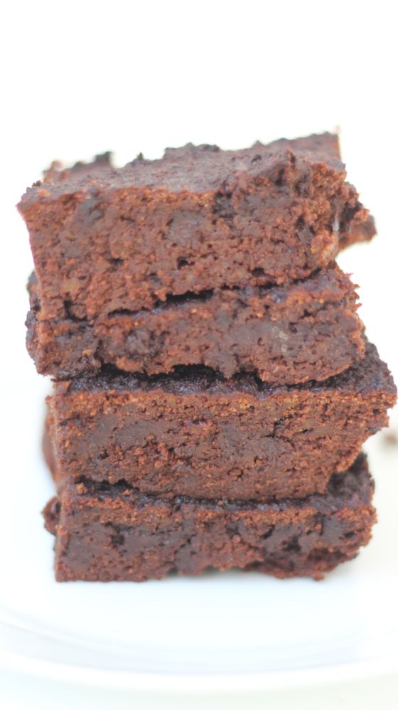 brownies patate douce