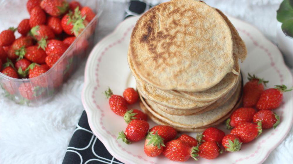 recette pancakes healthy