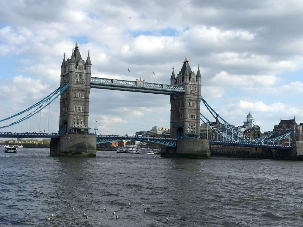 pont londres bus touristique