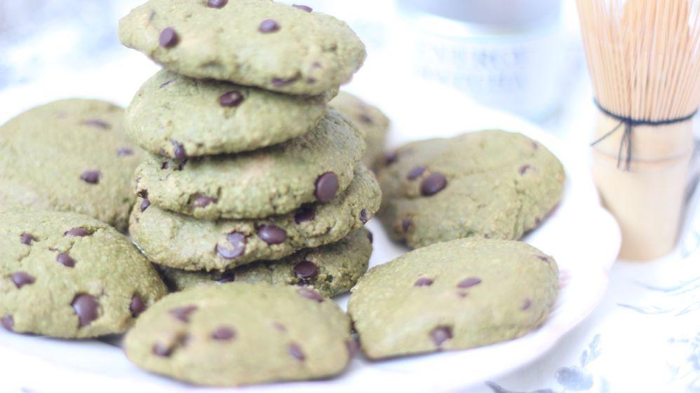 recette cookies matcha