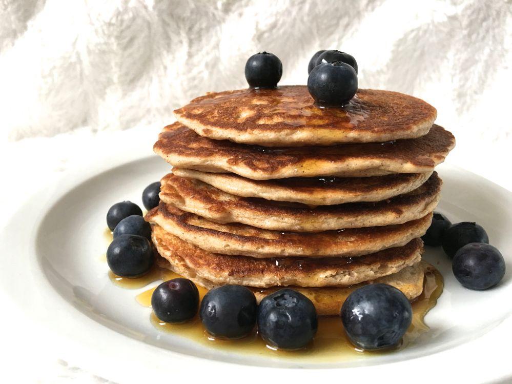 recette pancakes proteines