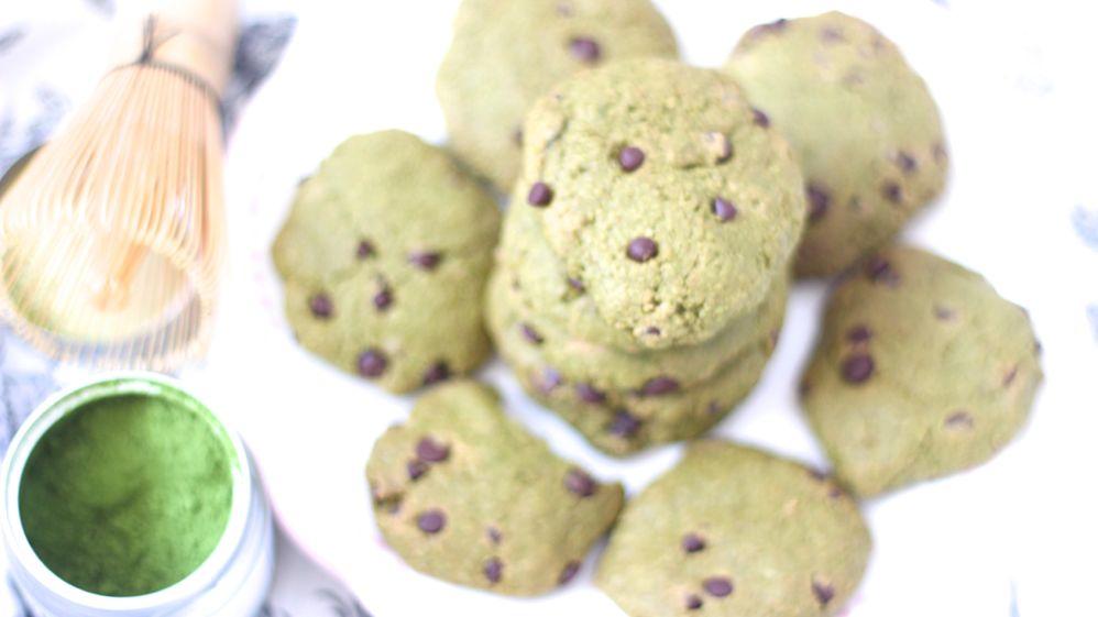 the vert matcha recette