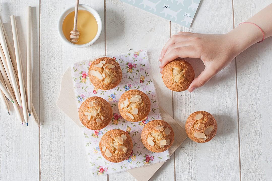 muffins poudre amande facile