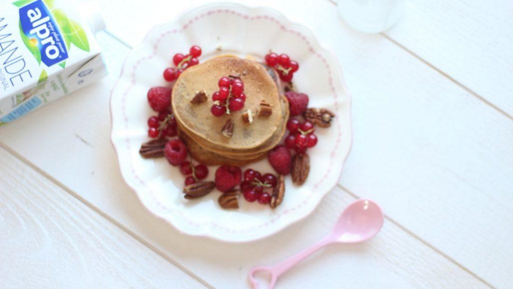 recette pancakes musculation