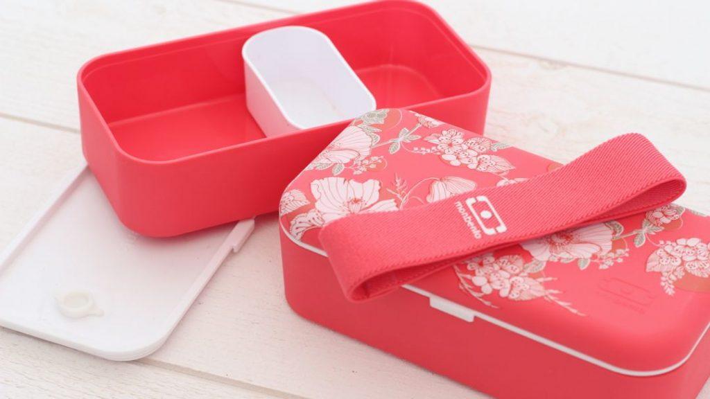 lunchbox avec plusieurs boites