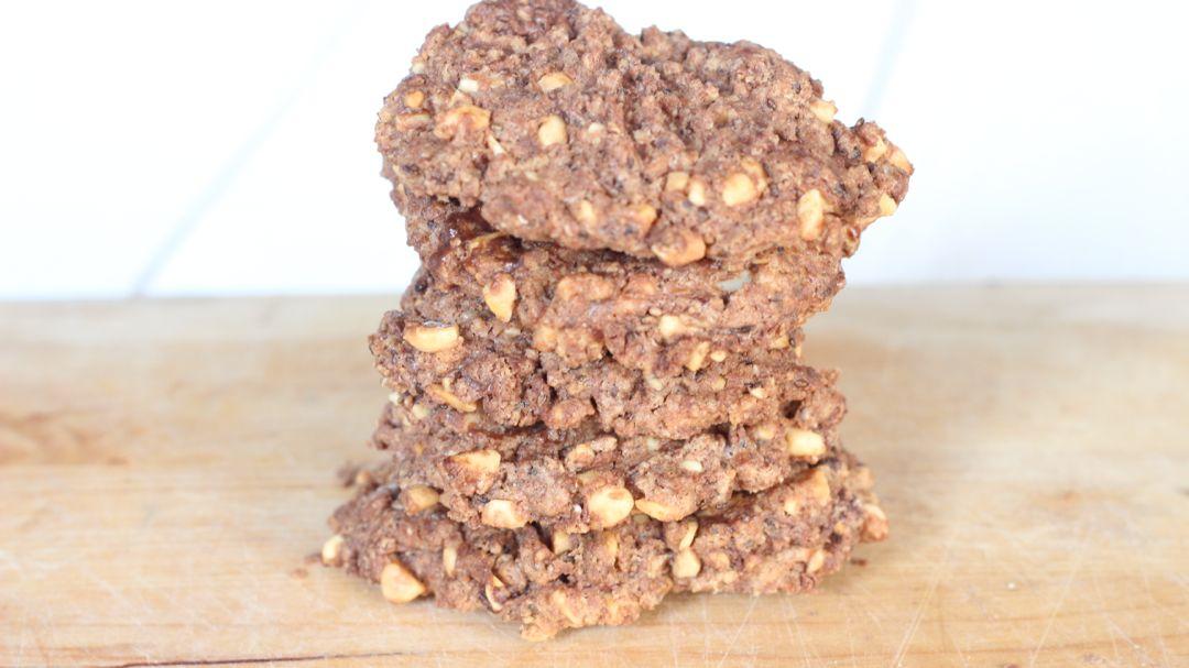 recette healthy cookies