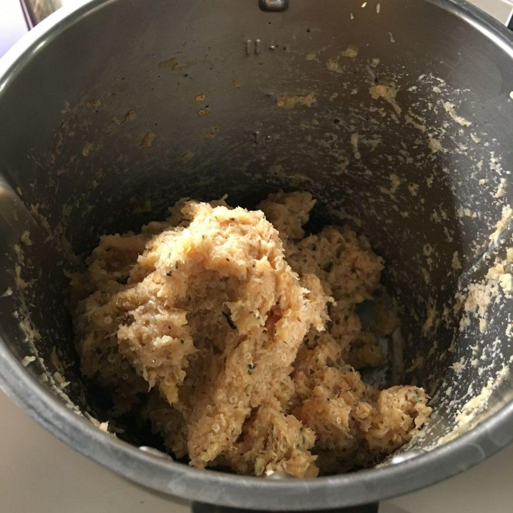 recette healthy au poulet