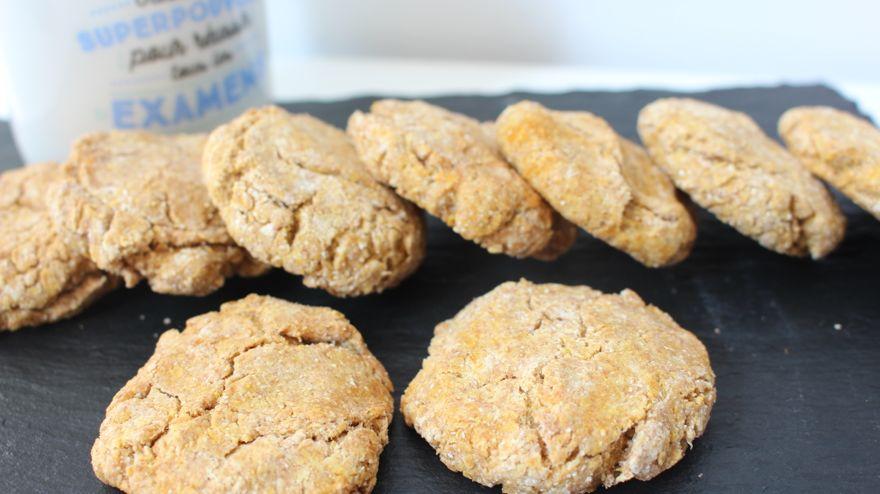 Délicieux cookies à la patate douce, vous allez aimer réaliser cette recette de saison, spécial automne.