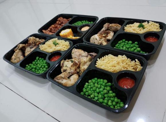 Meal prep, des idées de menu healthy pour organiser vos journées.