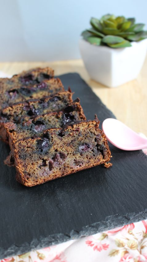 banana-bread-blueberries-fille-a-fitness - 1
