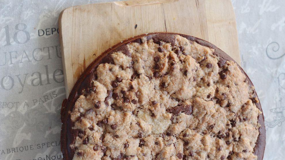 Je teste la recette du brookies healthy, c'est un dessert délicieux et sain.