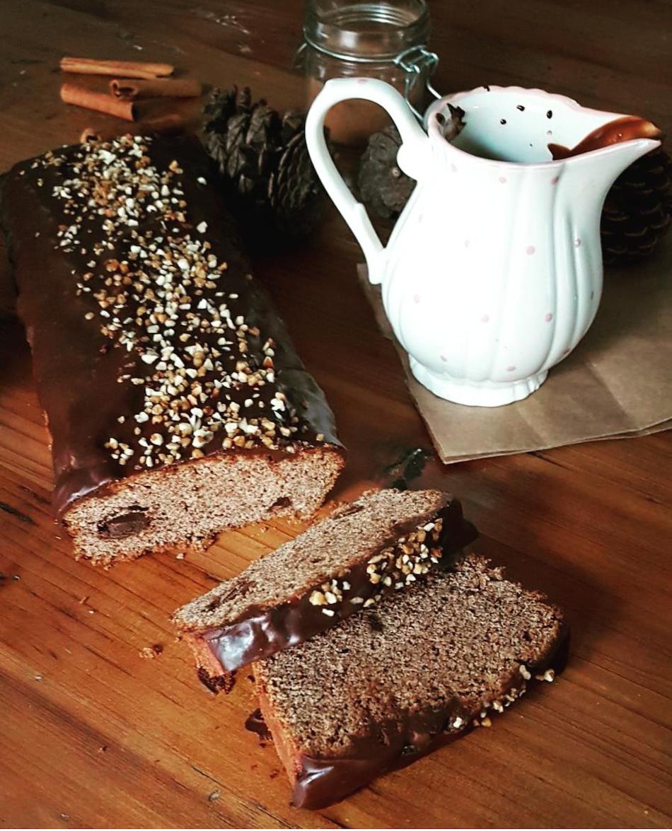 pain épices sans gluten et vegan