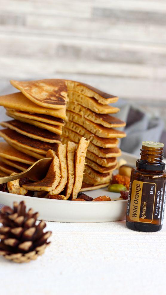 recette huiles essentielles orange