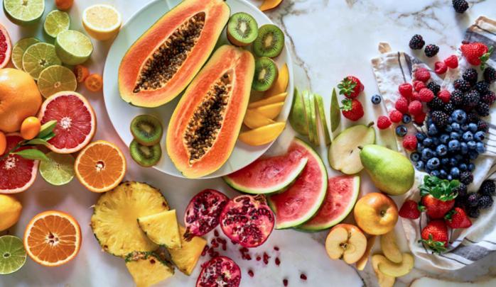 Manger des fruits pour la musculation