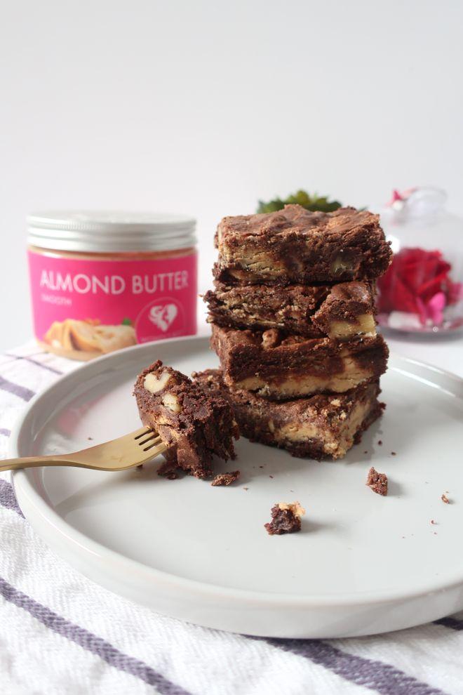 brownie aux noix sans gluten, une recette parfaite pour les coeliaques.