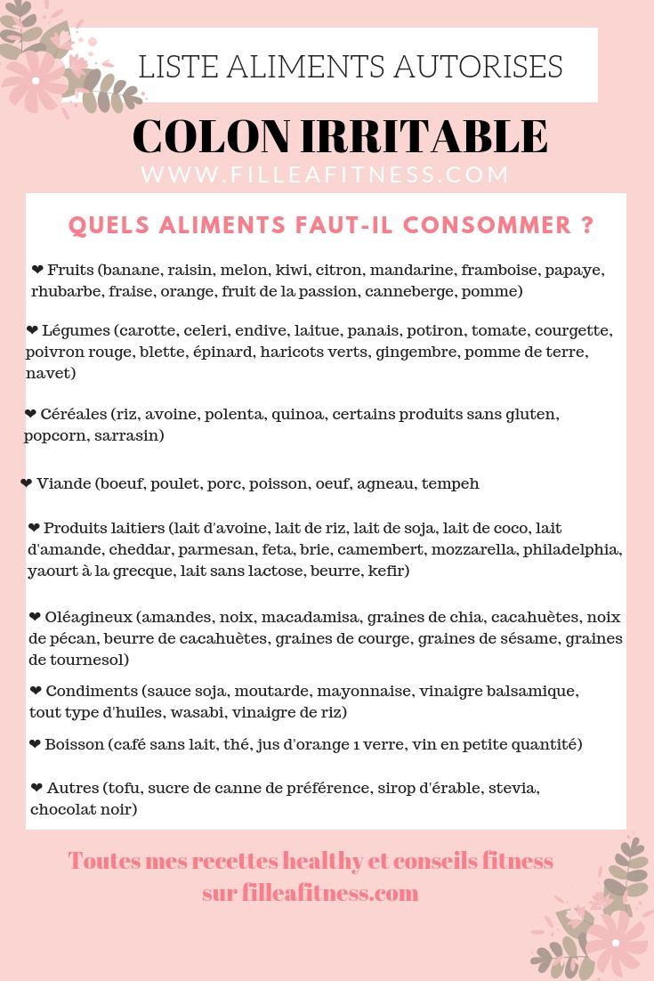 Colon irritable et alimentation, quels aliments sont autorisés et interdits ? Quelles solutions naturelles pour soigner ma maladie coeliaque ?