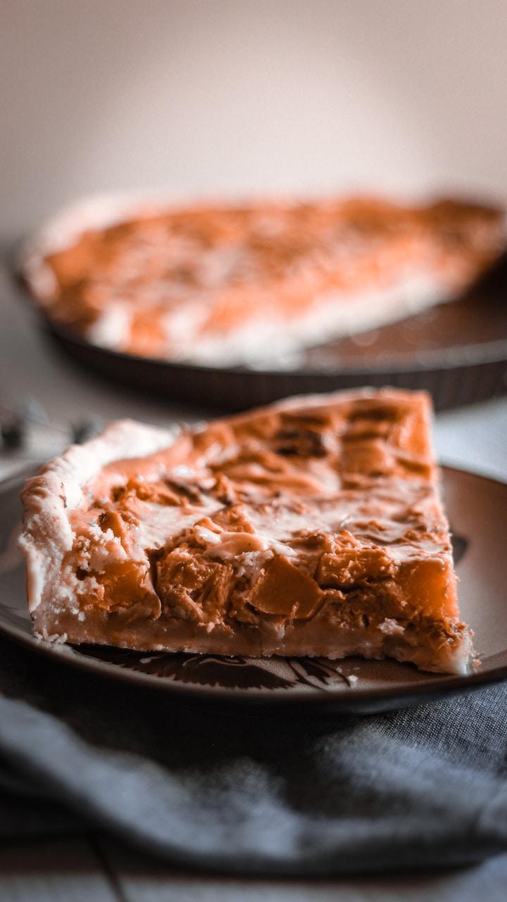 Une délicieuse tarte à la courge butternut, c'est simple et rapide à préparer.
