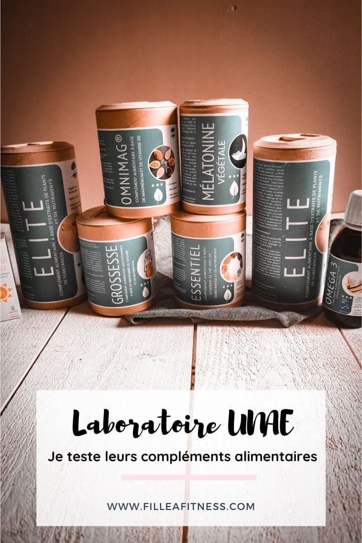Laboratoire UNAE: une gamme de compléments alimentaires éthiques et biologiques. Elite est le produit phare, le multivitaminé le plus complet du marché.