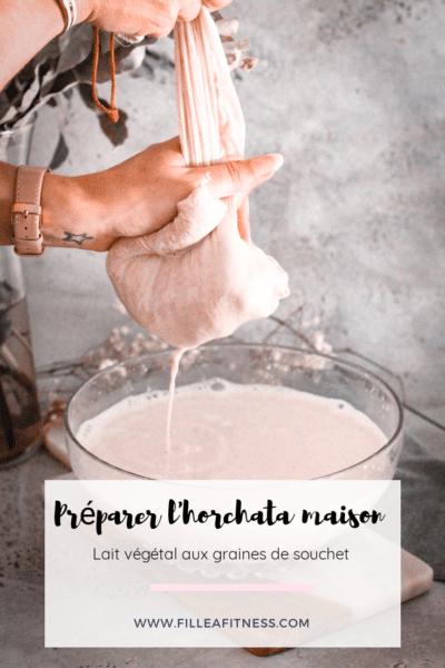 On va préparer une recette à succès ici en Espagne, l'horchata, ce lait végétal à base de souchet.
