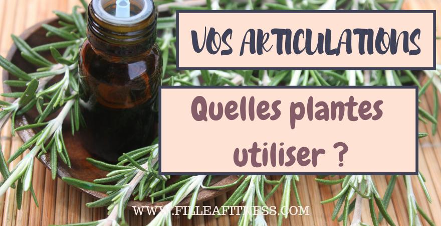 Quelles plantes consommer pour vos articulations ?