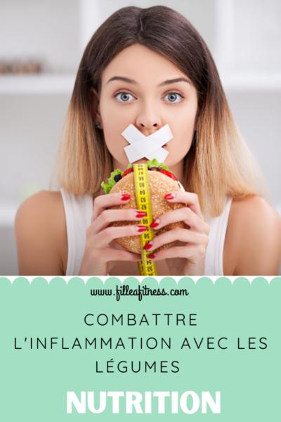 combattre inflammation intestinale avec légumes