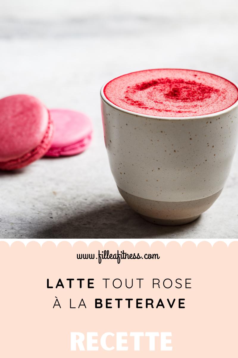 latte betterave