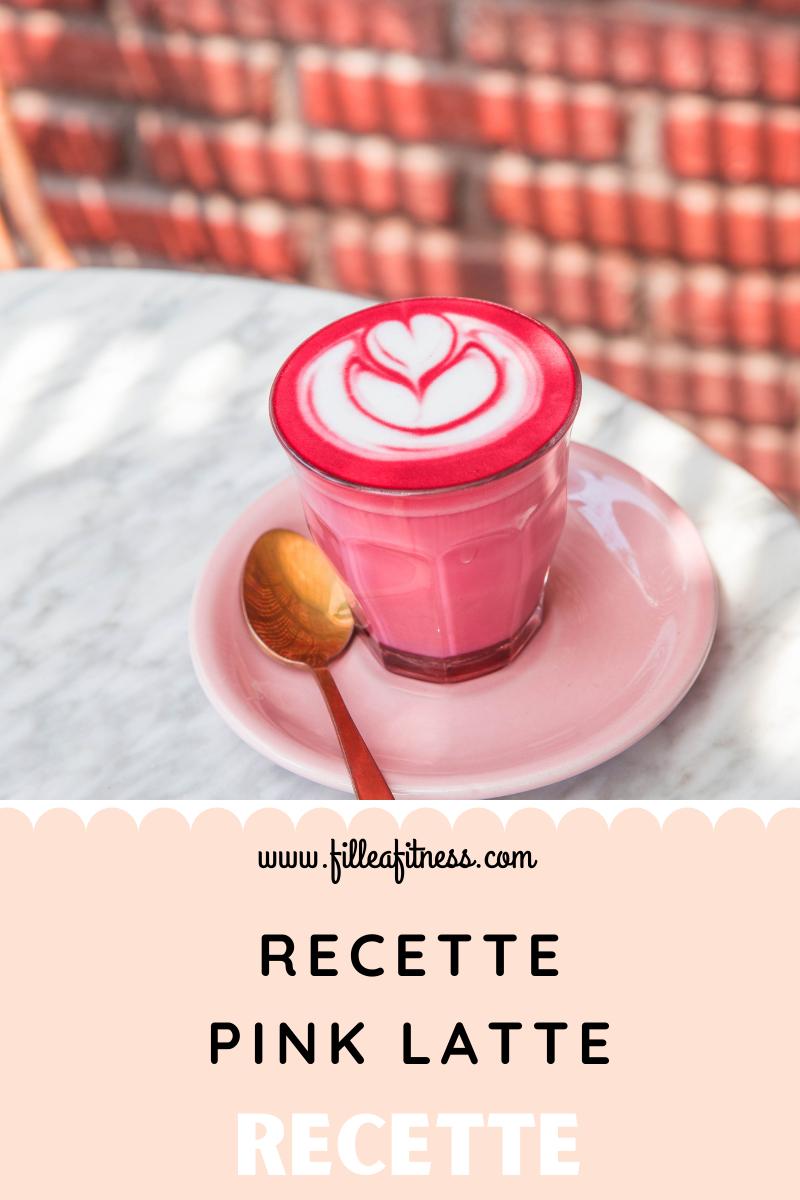 latte rose vegan