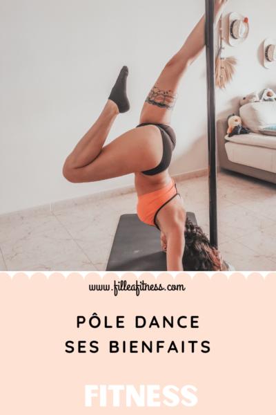 pole dance bienfaits